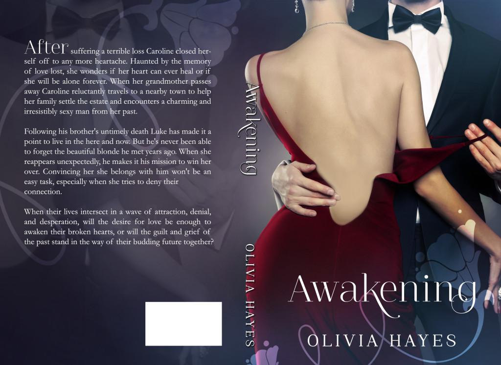 AWAKENING OLIVIA HAYES FULL JACKET