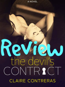 Guest Review • Melissa: The Devil's Contract by Claire Contreras