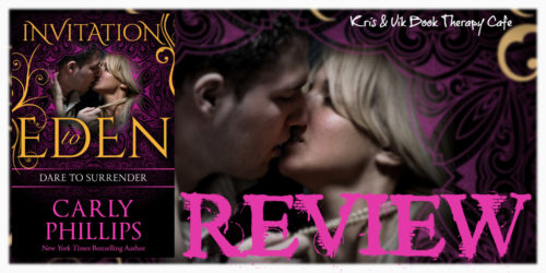 REVIEW: DARE TO SURRENDER by Carly Phillips