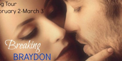 BLOG TOUR GIVEAWAY & REVIEW: BREAKING BRAYDON by M.K. Harkins