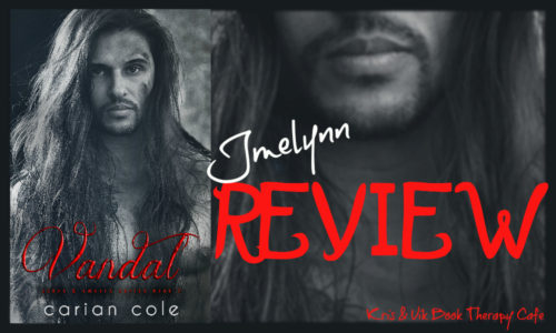 REVIEW & GIVEAWAY: VANDAL by Carian Cole