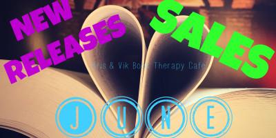 New Releases, #99c Sales, Freebies, & Giveaways June 27 – 28