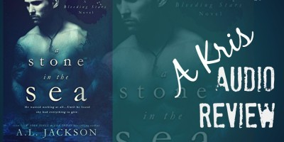 Audiobook Review: A Stone In The Sea by AL Jackson
