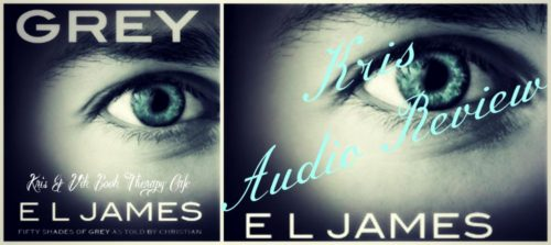 Audio Book Review & #GIVEAWAY: GREY by E.L. James