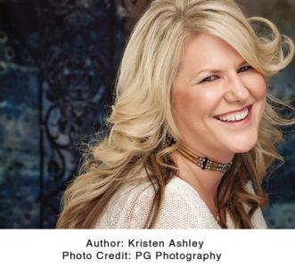*NEWS* Kristen Ashley, New Series & St. Martin's Press