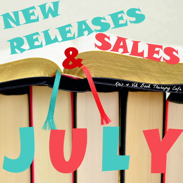 New Romance Releases JULY