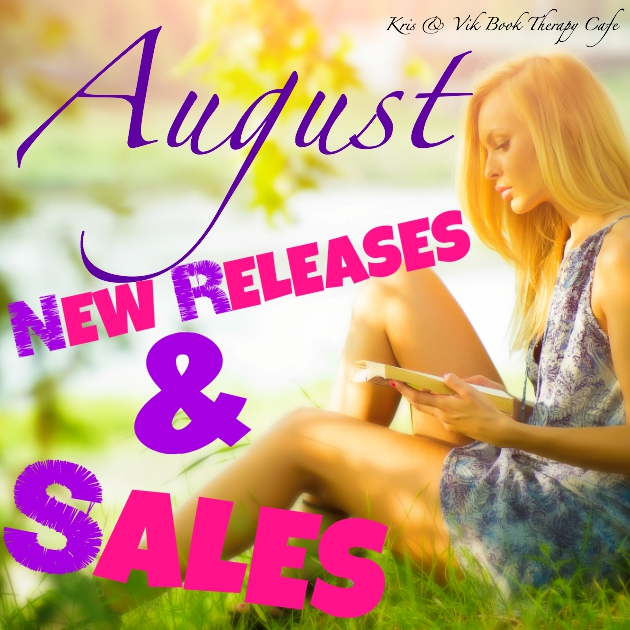 New Romance Releases August