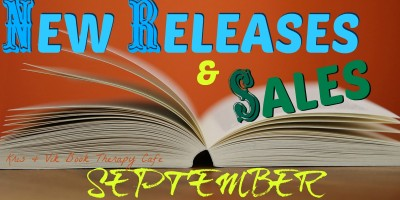 New Releases, #99c Sales, Freebies, & Giveaways Sept 19 – 23