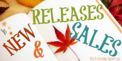 New Releases, #99c Sales, Freebies, & Giveaways Oct 3 – 4