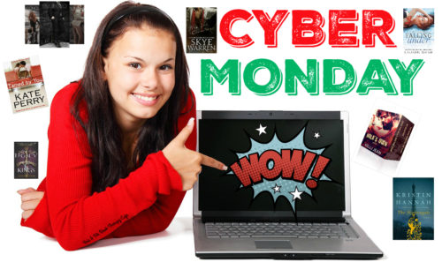 CYBER MONDAY! Finally reason to legitimately appear focused at work