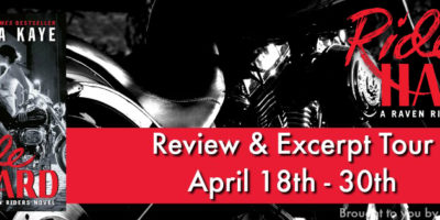 EXCERPT & GIVEAWAY: RIDE HARD by Laura Kaye
