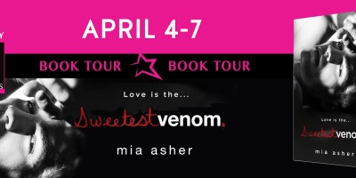 REVIEW & GIVEAWAY: SWEETEST VENOM by Mia Asher