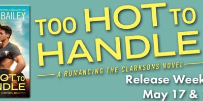 RELEASE BLITZ: TOO HOT TO HANDLE by Tessa Bailey