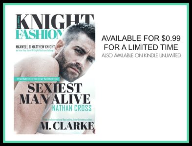 SALE: SEXIEST MAN ALIVE by M. Clarke