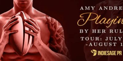 REVIEW, EXCERPT & GIVEAWAY: PLAYING BY HER RULES by Amy Andrews