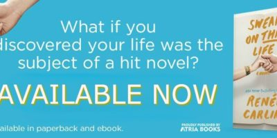 NEW RELEASE EXCERPT: SWEAR ON THIS LIFE by Renee Carlino