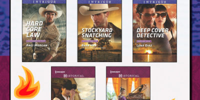 HOT! August Historical and Intrigue GIVEAWAY