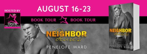 REVIEW & GIVEAWAY: NEIGHBOR DEAREST by Penelope Ward