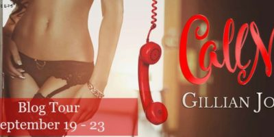 REVIEW, EXCERPT & GIVEAWAY: CALL ME by Gillian Jones