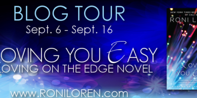 EXCERPT & GIVEAWAY: LOVING YOU by Roni Loren