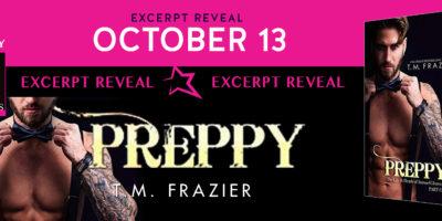 EXCERPT: PREPPY by T.M. Frazier