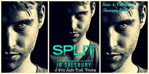 AUDIO REVIEW: Split by J.B. Salsbury