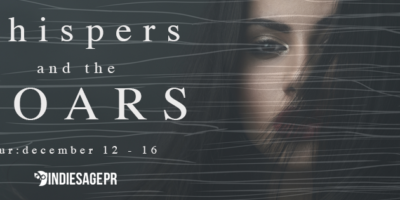 REVIEW & GIVEAWAY: WHISPERS AND THE ROARS by K. Webster