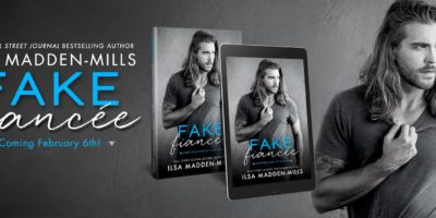 COVER REVEAL: FAKE FIANCEE by Ilsa Madden-Mills