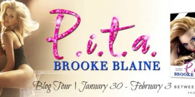 NEW RELEASE REVIEW: P.I.T.A. by Brooke Blaine