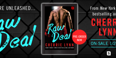 EXCERPT: RAW DEAL by Cherrie Lynn