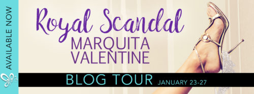 NEW RELEASE REVIEW: ROYAL SCANDAL by Marquita Valentine
