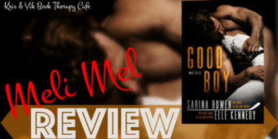 NEW RELEASE REVIEW: GOOD BOY by Sarina Bowen and Elle Kennedy