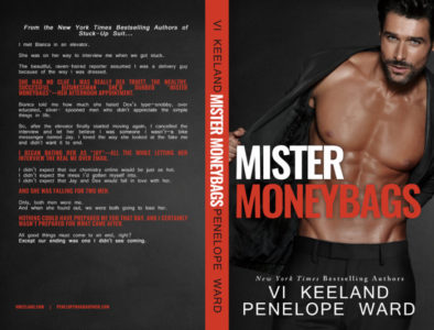 COVER REVEAL: MISTER MONEYBAGS by Vi Keeland & Penelope Ward