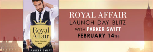NEW RELEASE REVIEW, EXCERPT & GIVEAWAY: Royal Affair by Parker Swift