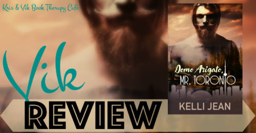 NEW RELEASE REVIEW: DOMO ARIGATO, MR. TORONTO by Kelli Jean