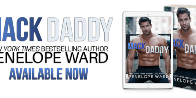 RELEASE BLITZ: MACK DADDY by Penelope Ward