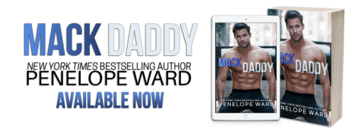 RELEASE BLITZ: MACK DADDY by Penelope Ward