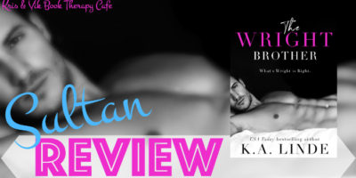 REVIEW: THE WRIGHT BROTHER by K.A Linde