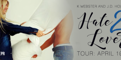 REVIEW & GIVEAWAY: HATE 2 LOVERS by K Webster and J.D. Hollyfield
