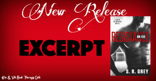 EXCERPT: RESISTANCE ON ICE by S.R. Grey