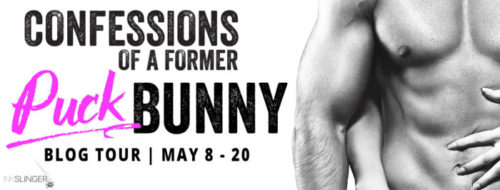 REVIEW & GIVEAWAY: CONFESSIONS OF A FORMER PUCK BUNNY by Cindi Madsen