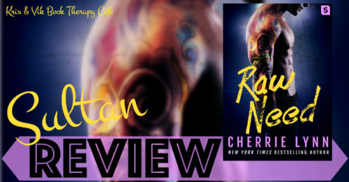 REVIEW & EXCERPT: RAW NEED by Cherrie Lynn